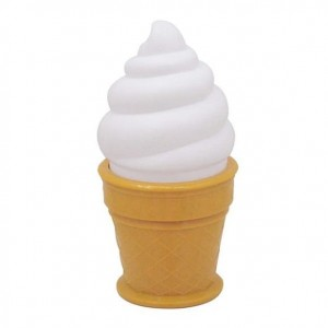 LAMPKA ICE CREAM LIGHT WHITE