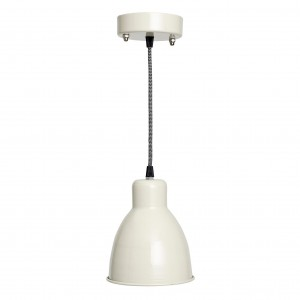 LAMPA ANTIQUE BEIGE HÜBSCH