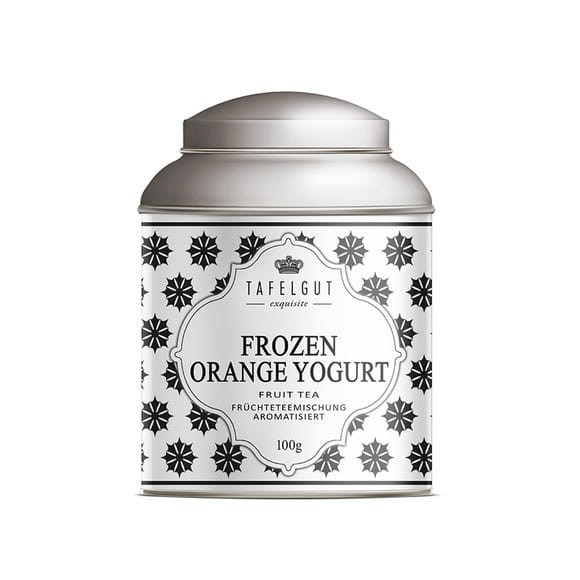 HERBATA FROZEN ORANGE YOGURT TAFELGUT